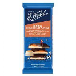 E.WENDEL -  DARK CHOCOLATE CREME BRÛLÉE FLAVOUR