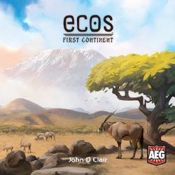 ECOS : FIRST CONTINENT (ANGLAIS)