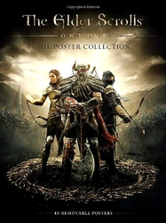 ELDER SCROLLS, THE -  40 REMOVABLE POSTERS - POSTER COLLECTION