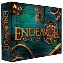 ENDEAVOR -  AGE OF SAIL (ANGLAIS)