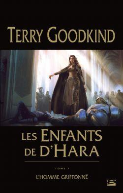 ENFANTS DE D'HARA, LES -  L'HOMME GRIFFONÉ 01