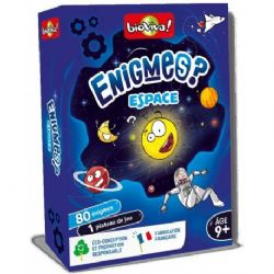 ENIGMES? -  ESPACE (FRANÇAIS)