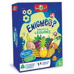 ENIGMES? -  FRUITS ET LÉGUMES (FRANÇAIS)