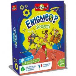 ENIGMES? -  SPORTS (FRANÇAIS)