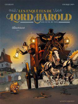 ENQUÊTES DE LORD HAROLD, LES -  BLACKCHURCH 01