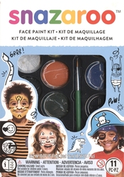ENSEMBLE DE MAQUILLAGE -  ENSEMBLE GARCONS - 8 COULEURS