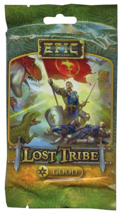 EPIC CARD GAME -  GOOD (ANGLAIS) -  LOST TRIBE