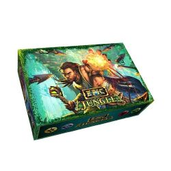 EPIC CARD GAME -  GUARDIANS OF GOWANA (ANGLAIS)