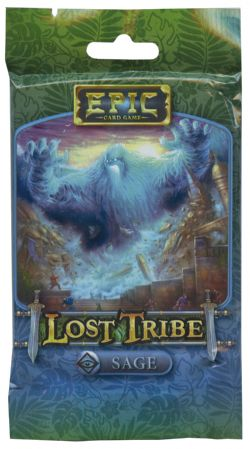 EPIC CARD GAME -  SAGE (ANGLAIS) -  LOST TRIBE