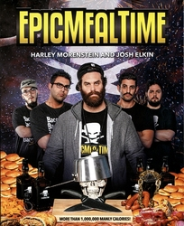 EPIC MEAL TIME -  THE COLLECTOR'S COOKBOOK