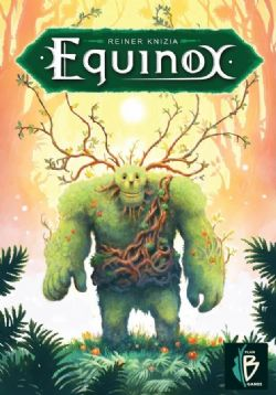 EQUINOX -  GREEN BOX (MULTILINGUE)