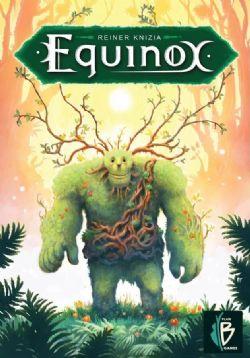 EQUINOX -  GREEN BOX (MULTILINGUE)