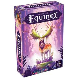 EQUINOX -  PURPLE BOX (MULTILINGUE)