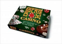 ESCAPE GAME -  CASINO (FRANÇAIS) -  ESCAPE BOX