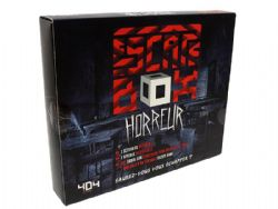 ESCAPE GAME -  HORREUR (FRANÇAIS) -  ESCAPE BOX