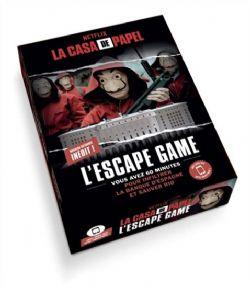 ESCAPE GAME -  LA CASA DE PAPEL (FRANÇAIS)