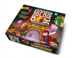 ESCAPE GAME -  MINECRAFT DUNGEONS (FRANÇAIS) -  ESCAPE BOX