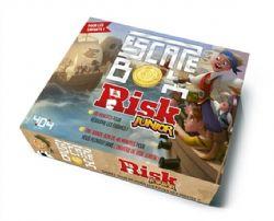 ESCAPE GAME -  RISK JUNIOR (FRANÇAIS) -  ESCAPE BOX