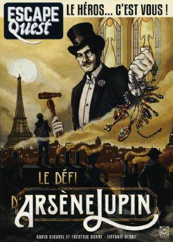 ESCAPE QUEST -  LE DÉFI D'ARSÈNE LUPIN (FRANÇAIS)