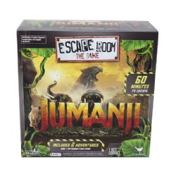 ESCAPE ROOM -  JUMANJI (ANGLAIS)