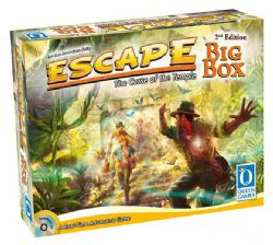 ESCAPE : THE CURSE OF THE TEMPLE -  BIG BOX (ANGLAIS)