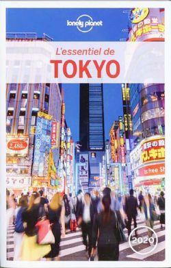 ESSENTIEL DE TOKYO AVEC 1 PLAN DÉTACHABLE, L'
