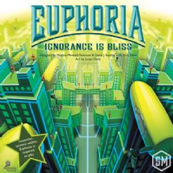 EUPHORIA -  IGNORANCE IS BLISS (ANGLAIS)