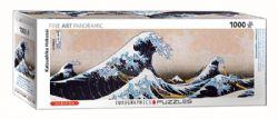EUROGRAPHICS -  LA GRANDE VAGE DE KANAGAWA (1000 PIECES) -  PANORAMIQUE