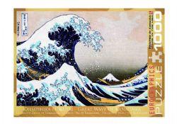 EUROGRAPHICS -  LA GRANDE VAGE DE KANAGAWA (1000 PIECES)