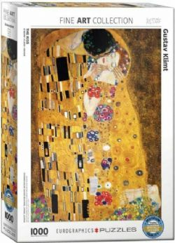 EUROGRAPHICS -  LE BAISER (1000 PIÈCES) -  GUSTAV KLIMT