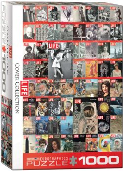 EUROGRAPHICS -  LIFE COVER COLLECTION (1000 PIECES)