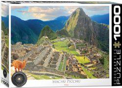 EUROGRAPHICS -  MACHU PICHU - PERU (1000 PIECES)
