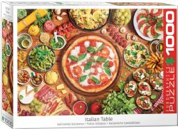 EUROGRAPHICS -  SPÉCIALITÉS ITALIENNES (1000 PIECES)