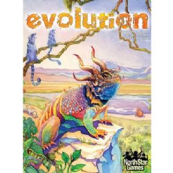 EVOLUTION -  JEU DE BASE (ANGLAIS) -  THIRD EDITION