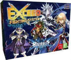 EXCEED FIGHTING SYSTEM -  BLAZBLUE : HAZAMA BOX (ANGLAIS)