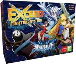 EXCEED FIGHTING SYSTEM -  BLAZBLUE : JIN BOX (ANGLAIS)