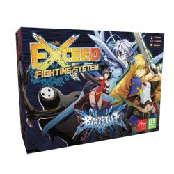 EXCEED FIGHTING SYSTEM -  BLAZBLUE : NOEL BOX (ANGLAIS)