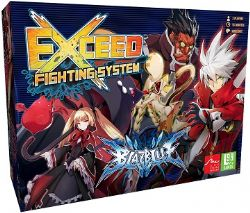 EXCEED FIGHTING SYSTEM -  BLAZBLUE : RAGNA BOX (ANGLAIS)