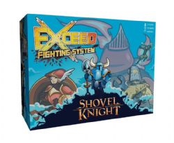 EXCEED FIGHTING SYSTEM -  SHOVEL KNIGHT : HOPE BOX (ANGLAIS)