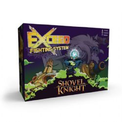 EXCEED FIGHTING SYSTEM -  SHOVEL KNIGHT : PLAGUE BOX (ANGLAIS)