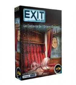 EXIT LE JEU -  LE CADAVRE DE L'ORIENT-EXPRESS (FRANÇAIS)