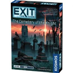 EXIT THE GAME -  THE CEMETERY OF THE KNIGHT (ANGLAIS)