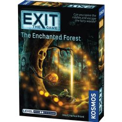 EXIT THE GAME -  THE ENCHANTED FOREST (ANGLAIS)