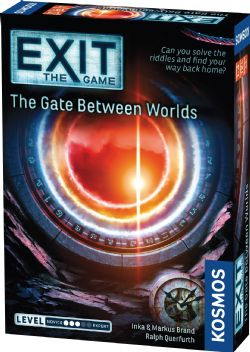 EXIT THE GAME -  THE GATE BETWEEN WORLD (ANGLAIS)