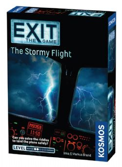 EXIT THE GAME -  THE STORMY FLIGHT (ANGLAIS)