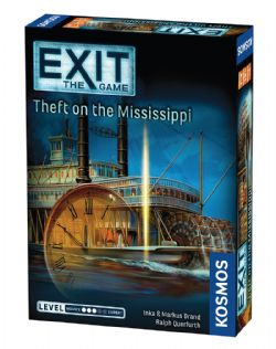EXIT THE GAME -  THEFT ON THE MISSISSIPPI (ANGLAIS)
