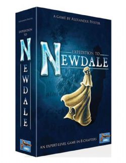 EXPEDITION TO NEWDALE (ANGLAIS)