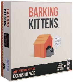 EXPLODING KITTENS -  BARKING KITTENS (ANGLAIS)