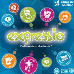 EXPRESSIO (FRANÇAIS)