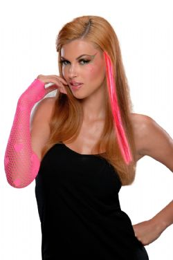 EXTENSIONS À CHEVEUX -  ROSE NEON